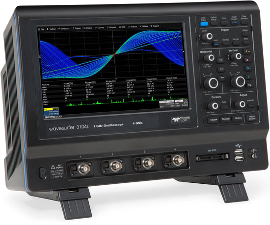 Can in automation additional models for high end and entry level add on software enables the oscilloscopes to analyze serial data including classical can and can fd frames photo teledyne lecroy ccuart Images